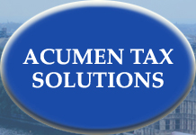 Acumen Tax Solutions Logo